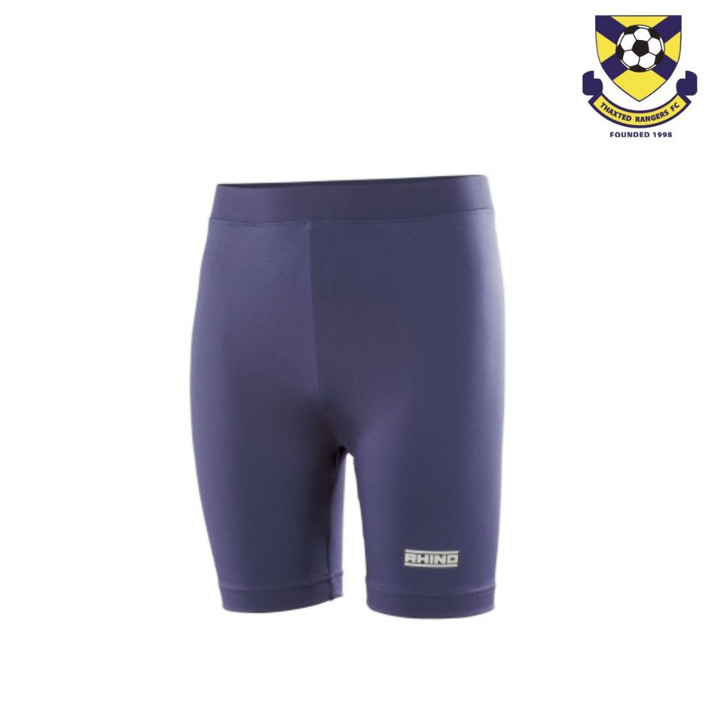Thaxted Rangers Navy Base Shorts Senior